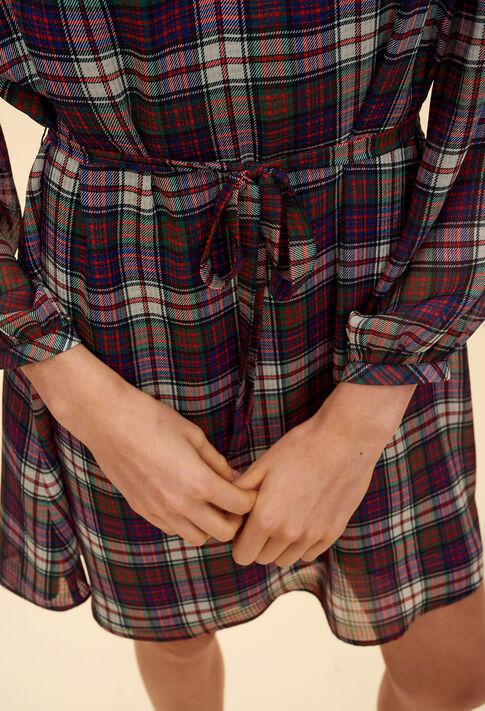 ROUSSE : Les Robes couleur Multico