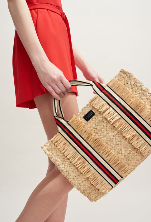 AXEL : Bags & Leather Goods color Off White