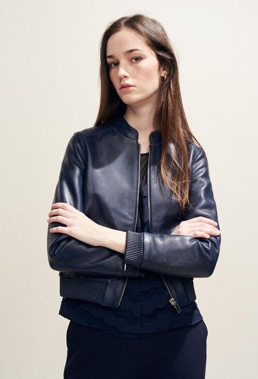 CAIPI : Manteaux et Blousons couleur MARINE