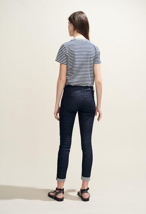 PAOLINE : Jeans & Pants color Jean