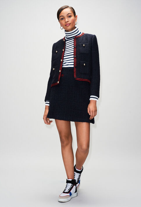 VIRNAH19 : Blazers color NAVY