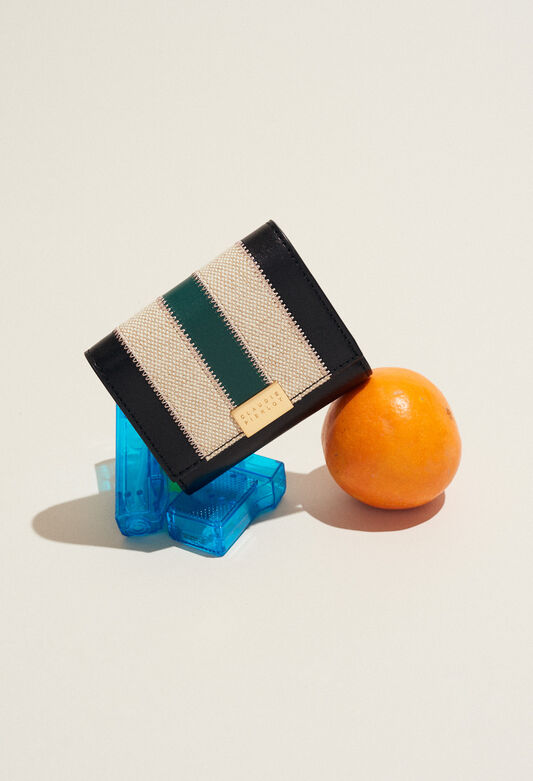 ARIUS STRIPES : Bags & Leather Goods color NOIR