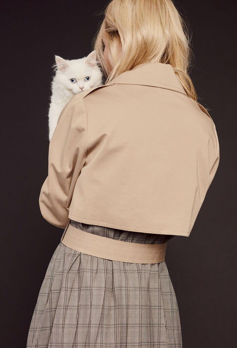 GINA : Les Vestes & Manteaux couleur Multico