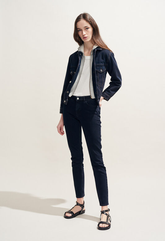 POOL : Jeans & Pants color Jean