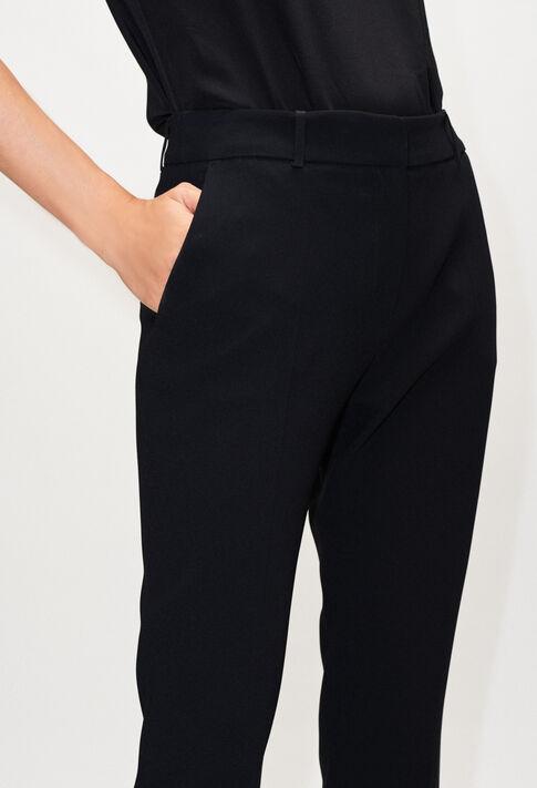 POULINH19 : Jeans & Pants color BLACK