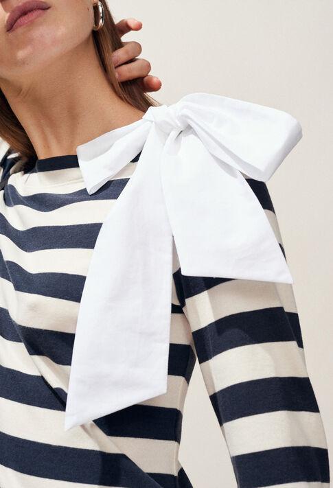 TRINQUETTE : T-shirts color Mariniere