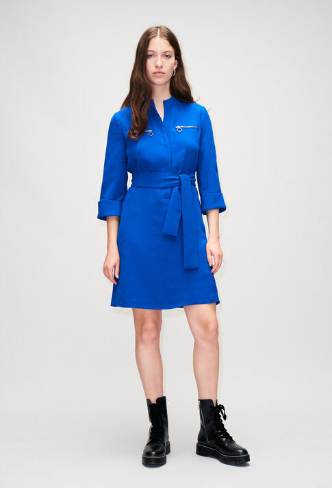 REDH19 : Dresses color ROYAL BLUE