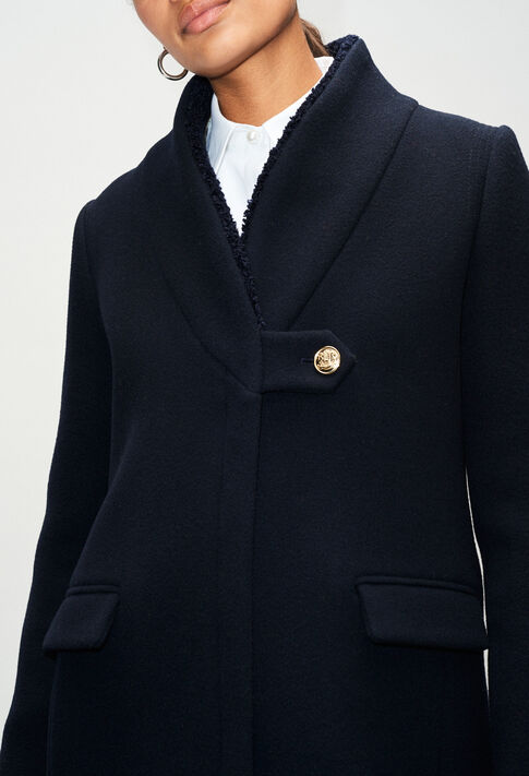 GALINOH19 : Coats & Jackets color NAVY
