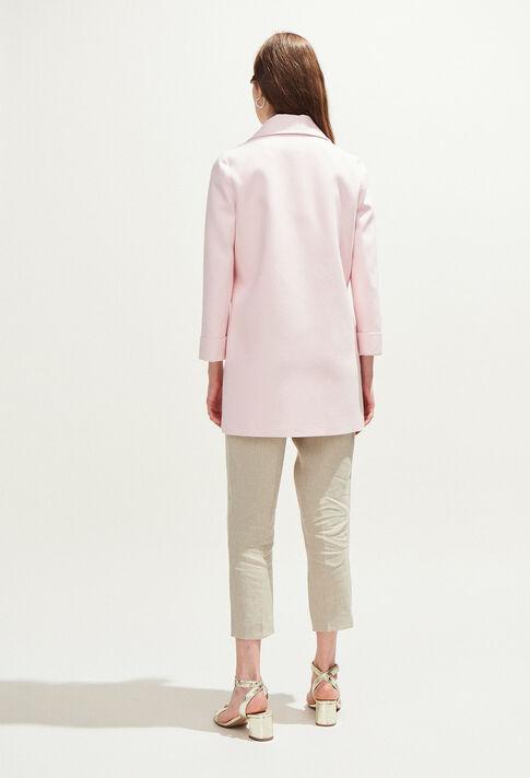 GLENN BIS : Manteaux et Blousons couleur ROSE