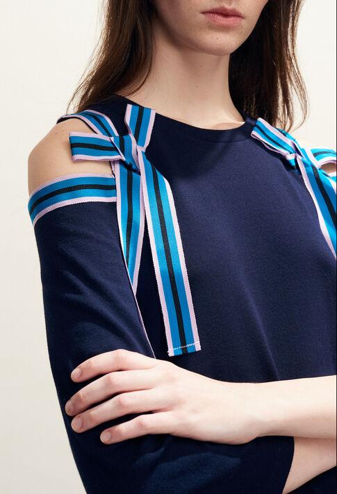 TROOP : Dresses color Navy