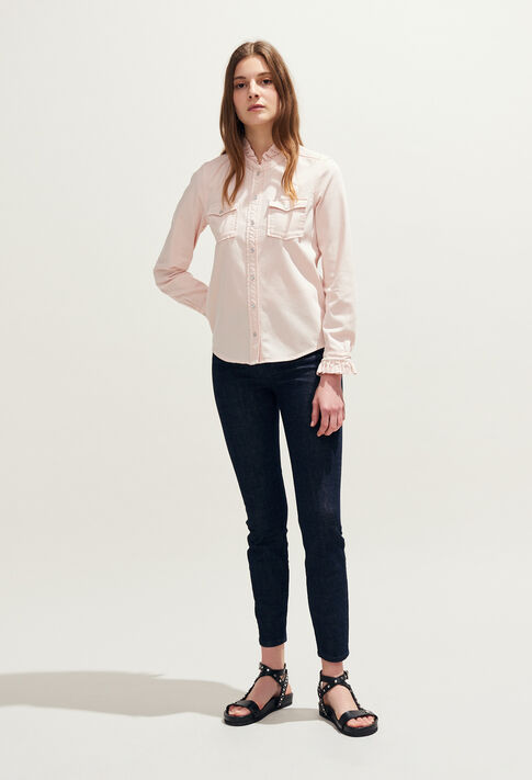 CINAMON : Tops et Chemises couleur Rose
