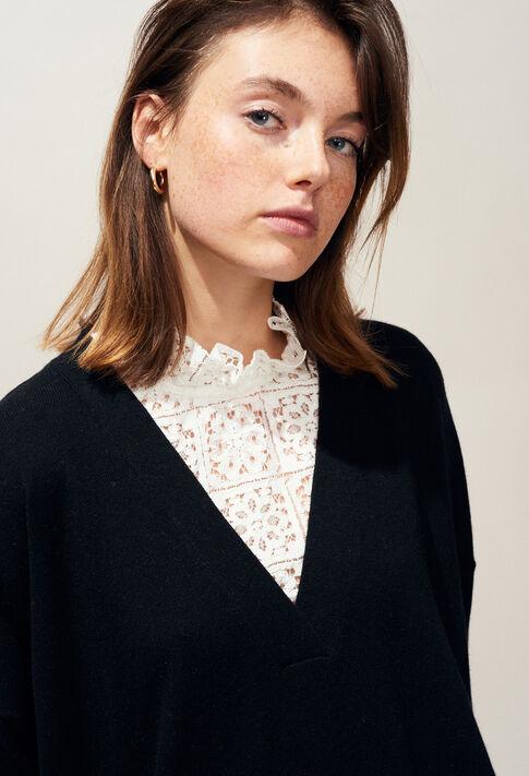 MANIANA : Knitwear & Sweatshirts color Black