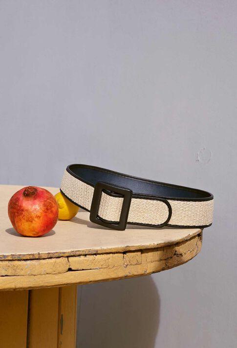APIA : Belts color Naturel