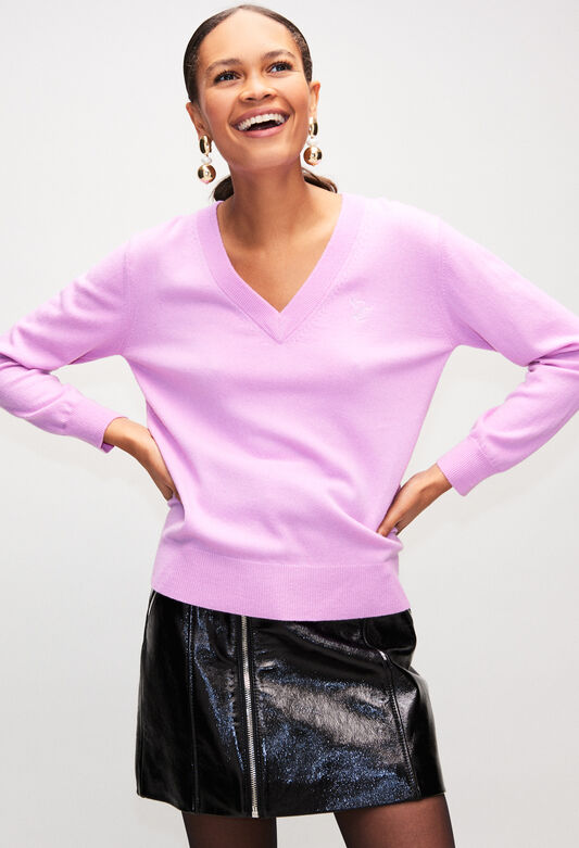 MYPINKH19 : Knitwear & Cardigans color LILAS