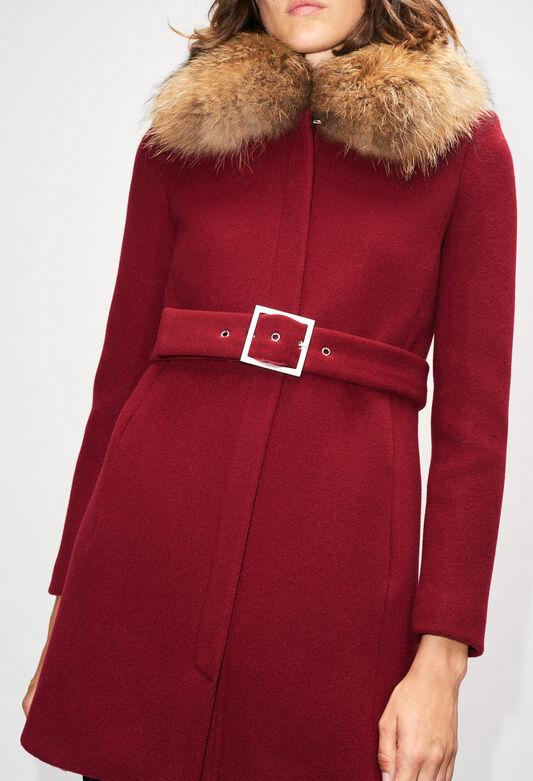 GILLESH19 : Coats & Jackets color NAVY