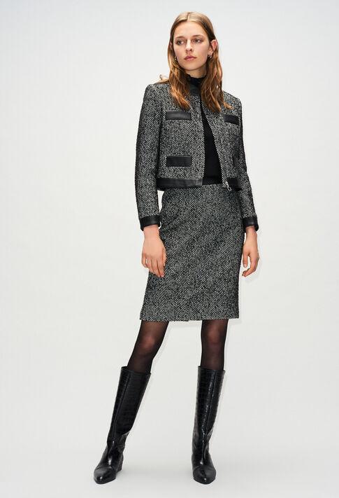 SAPONEH19 : Skirts & Shorts color BICOLORE