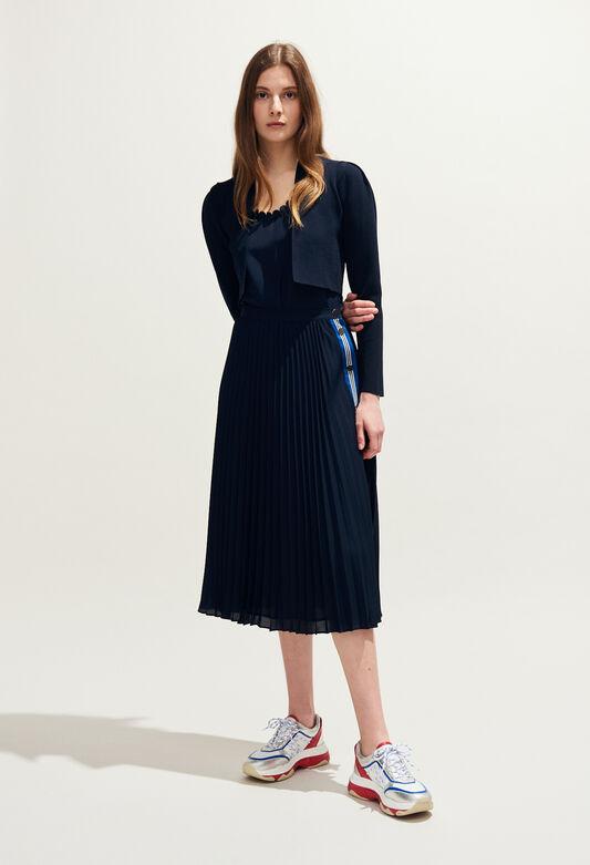 MALTE : Knitwear & Cardigans color Navy