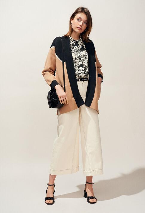 MARSHALL : Knitwear & Cardigans color Moka