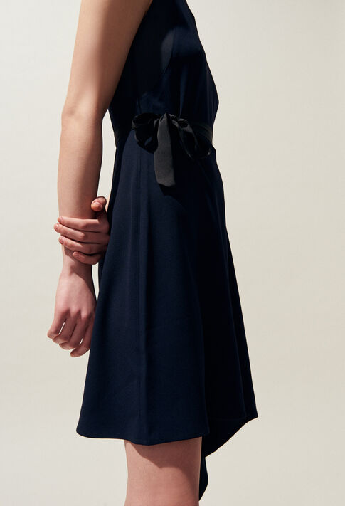 RASALIA : Dresses color Navy