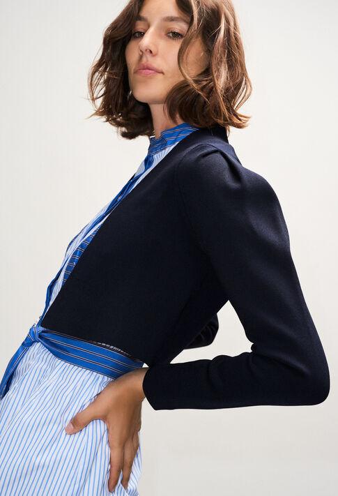MALTAH19 : Knitwear & Cardigans color NAVY