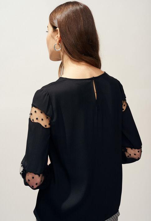 BELINI : Tops & chemises couleur Noir