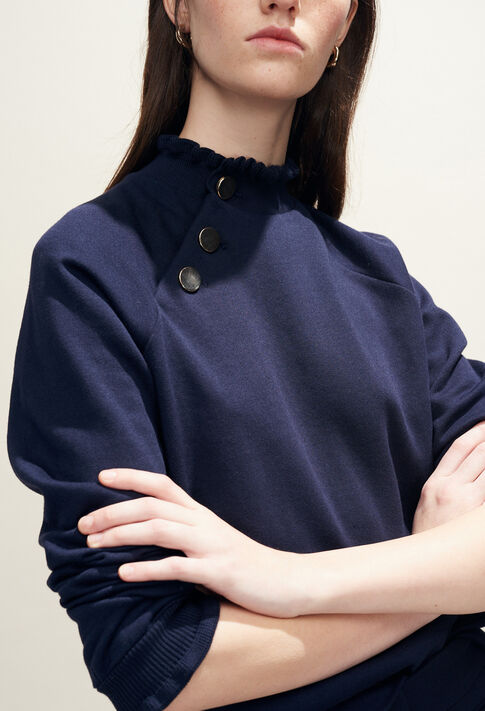 TAPE : Knitwear & Cardigans color Navy