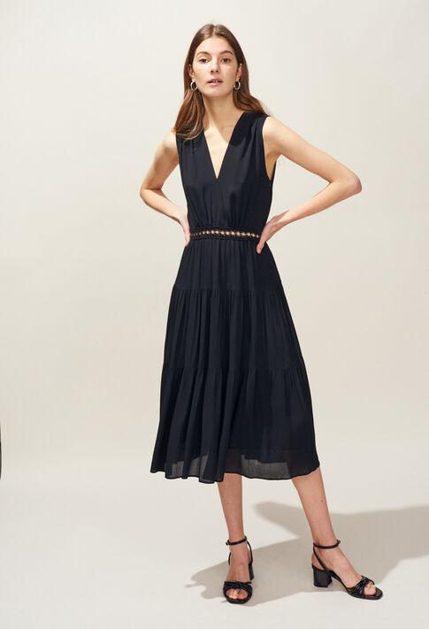 RADCKO : Dresses color Black