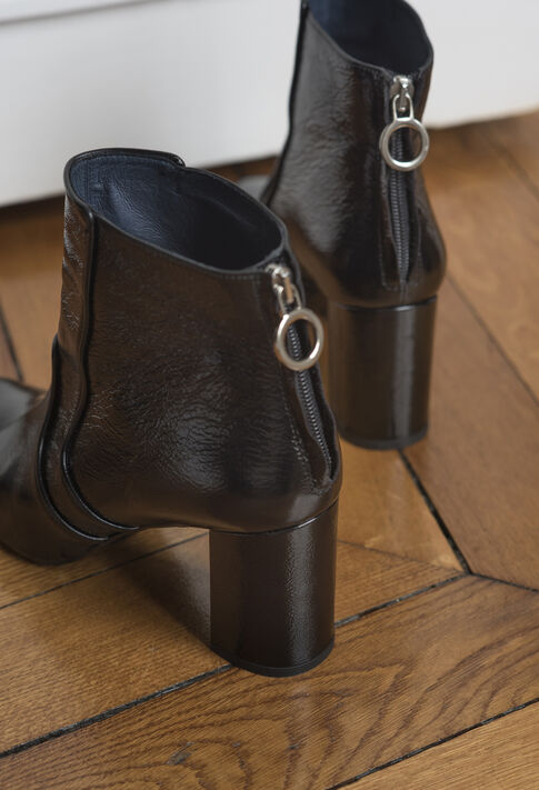 ARIANA BIS : Welcome automne couleur NOIR