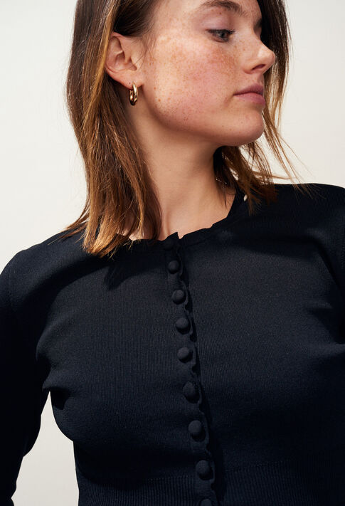METIS : Knitwear & Cardigans color Black