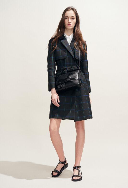 GANGSTER : Coats & Jackets color Black