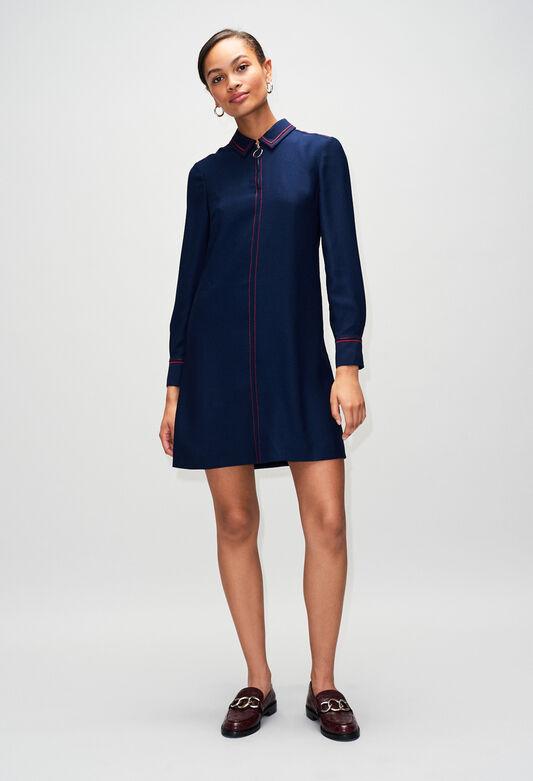 RENCARDH19 : Dresses color NAVY
