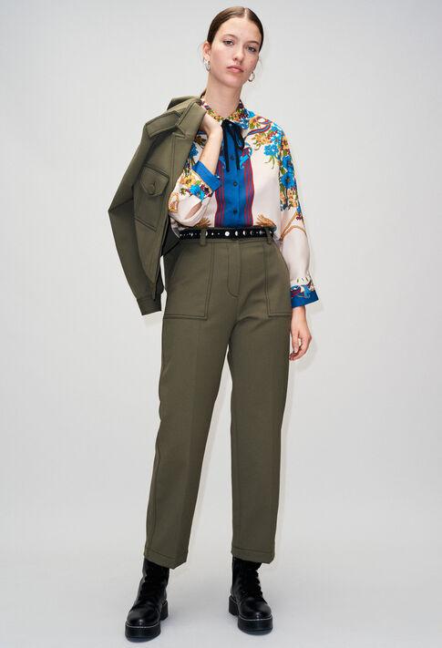 CHOUPIEBISH19 : Tops et Chemises couleur PRINT