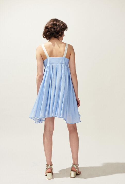 RAMDAM : Dresses color Ice Blue