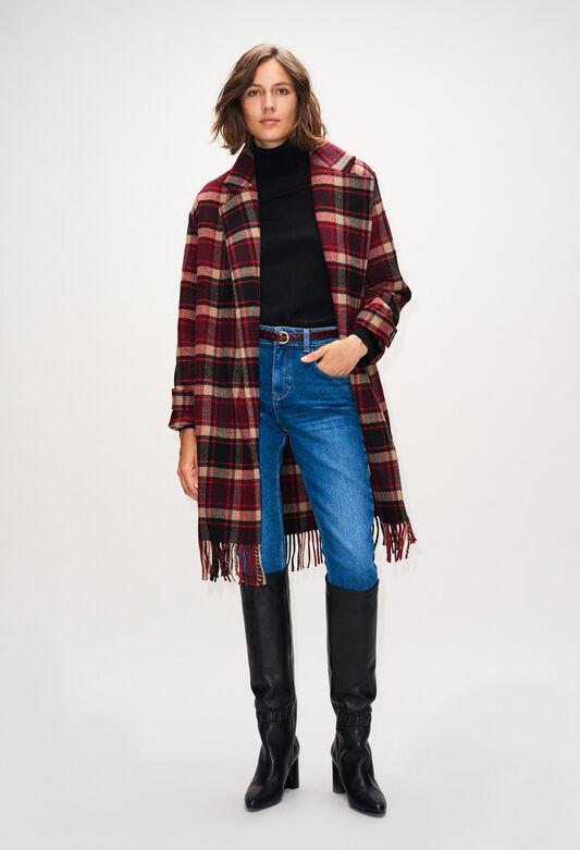 GIORGAH19 : Coats & Jackets color MULTICO