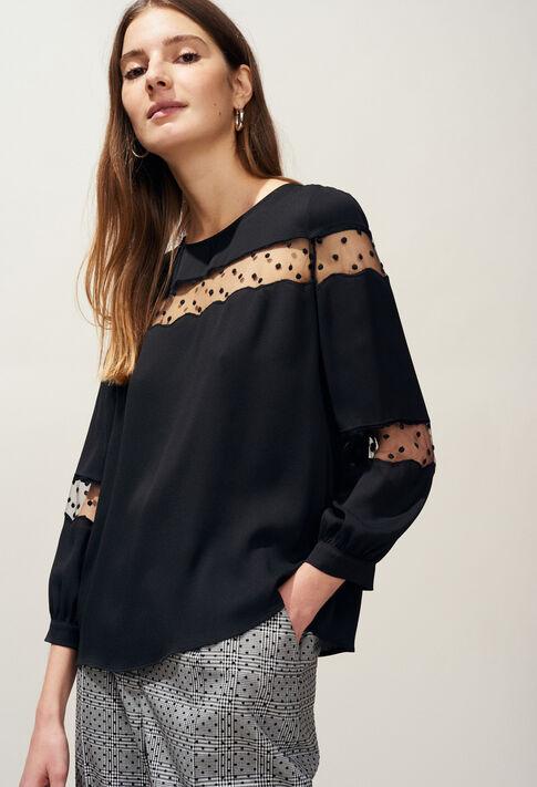 BELINI : Tops et Chemises couleur Noir