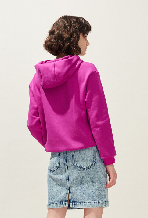 TCOOL : Maille & Sweatshirts couleur Orchidee