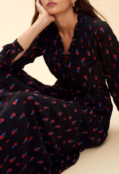 RIPIENO : Les Robes couleur Noir