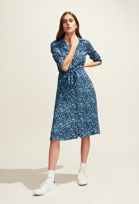 REPONSE : Dresses color Navy