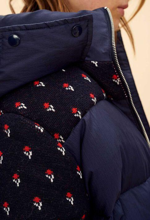 GIDEON : Les Vestes & Manteaux couleur Marine