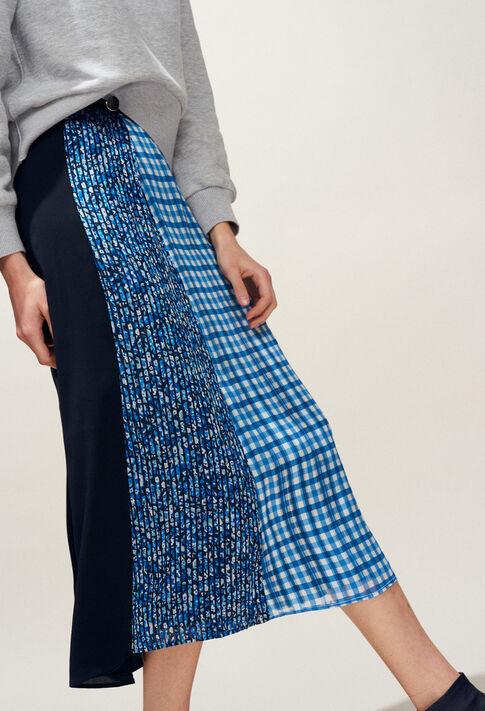 SWEDEN : Jupes et Shorts couleur Marine