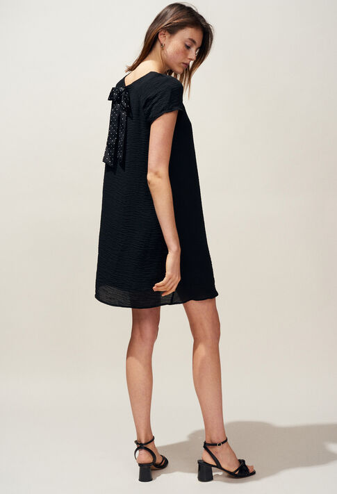 RADIEUSE BIS : Dresses color Black
