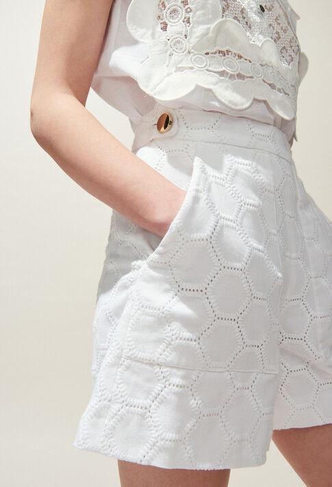 ELYNE : Skirts and shorts color Ecru