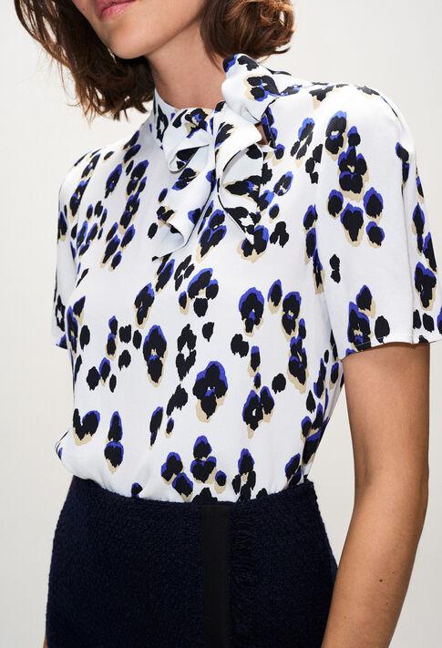 BENJIH19 : Tops & Shirts color ECRU