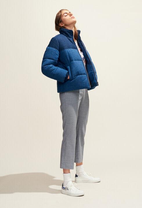 GINO : Coats & Jackets color Jean