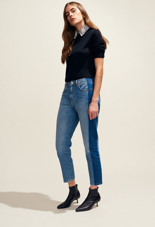 PIXIE : Jeans & Pants color Jean