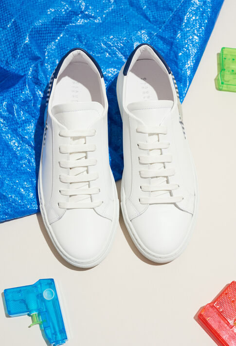 ATULIPE : Chaussures couleur Blanc
