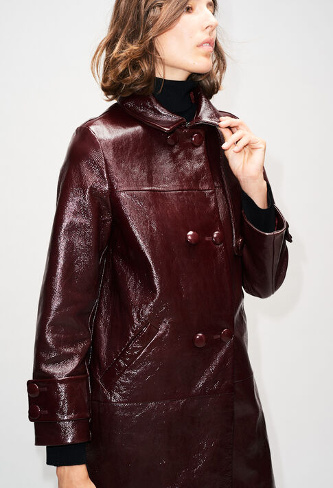 CADEH19 : Coats & Jackets color VELVET
