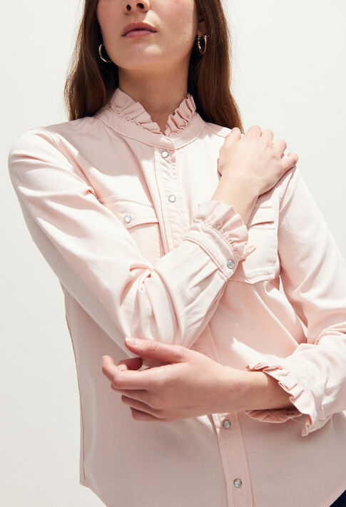 CINAMON : Tops & Shirts color Pink