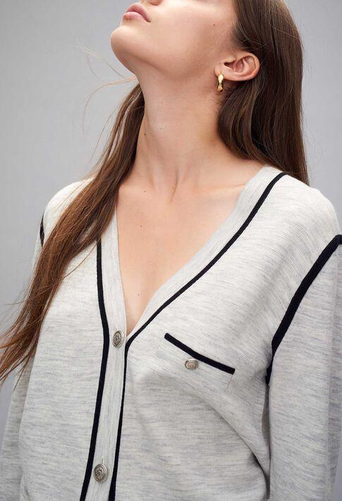 MAXILONG : Last Pieces color Mottled Grey