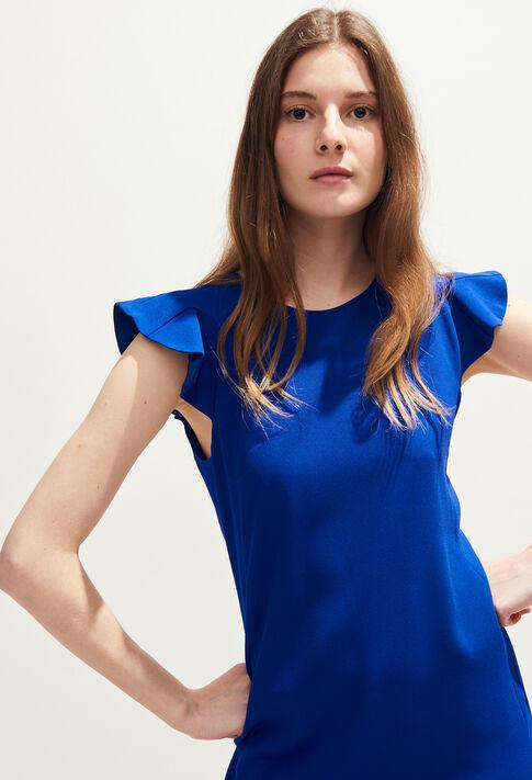 ROQUETTE : Dresses color INDIGO